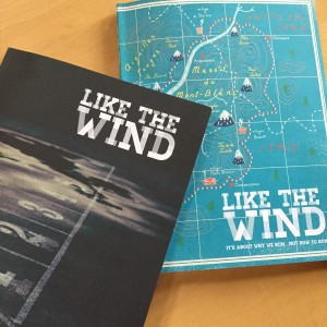 Like The Wind Magazine Covers